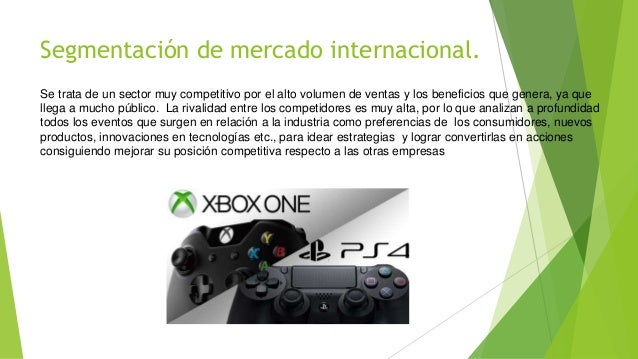 Xbox Marketing Mix (4Ps) Strategy