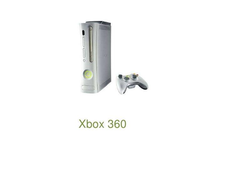 Xbox 360<br />
