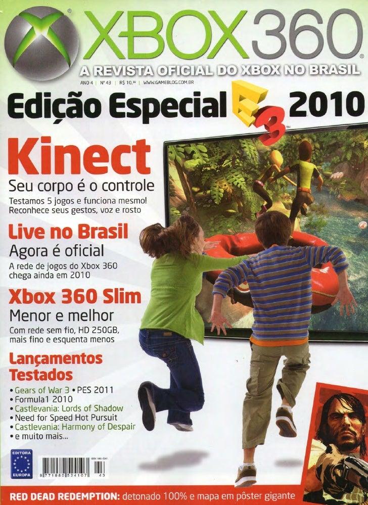 Xbox 360   edição 43