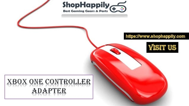 Xbox 360 controller adapter