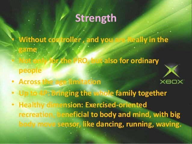 xbox 360 strengths and weaknesses
