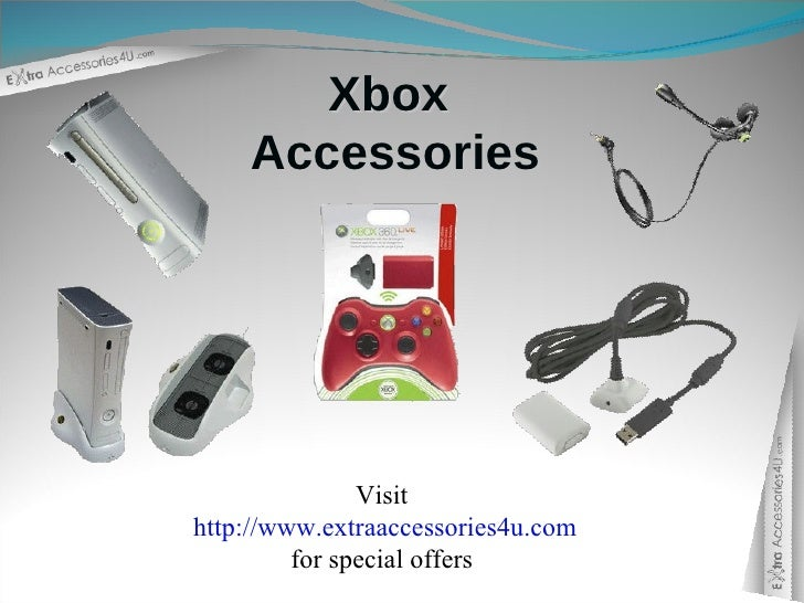 Xbox  Accessories Visit  http://www.extraaccessories4u.com for special offers