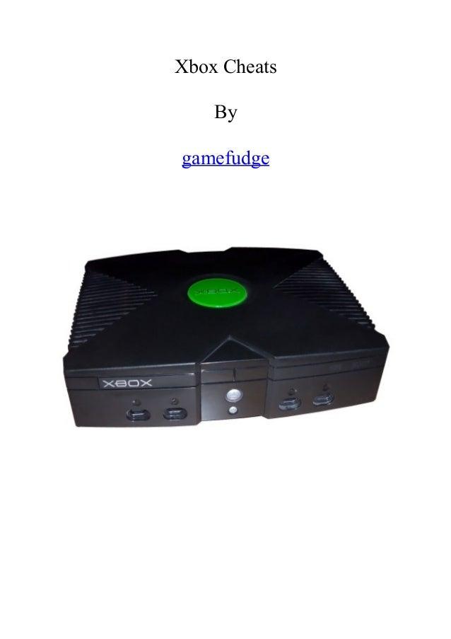 Xbox Cheats