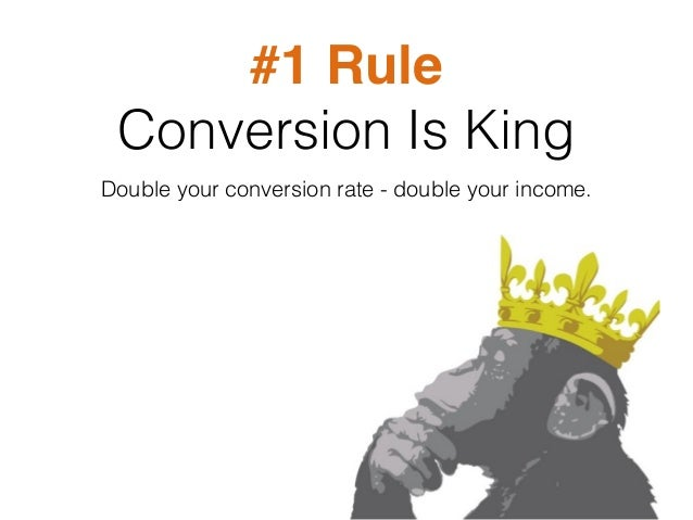 The Strange Truth About Conversion Slide 2