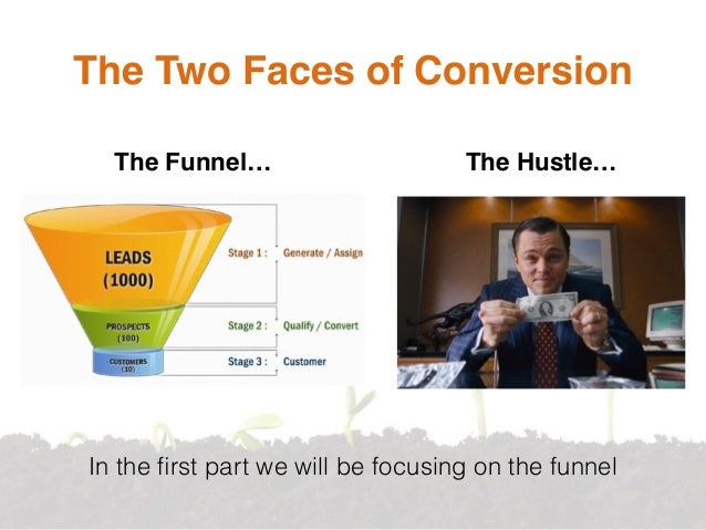 The Strange Truth About Conversion Slide 3