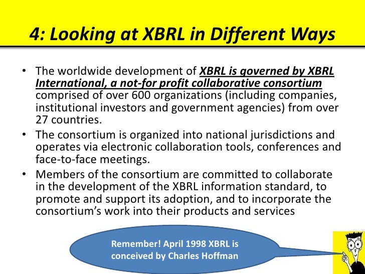 XBRL in Russia