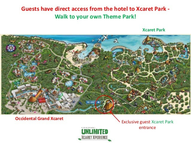 Xcaret unlimited experience