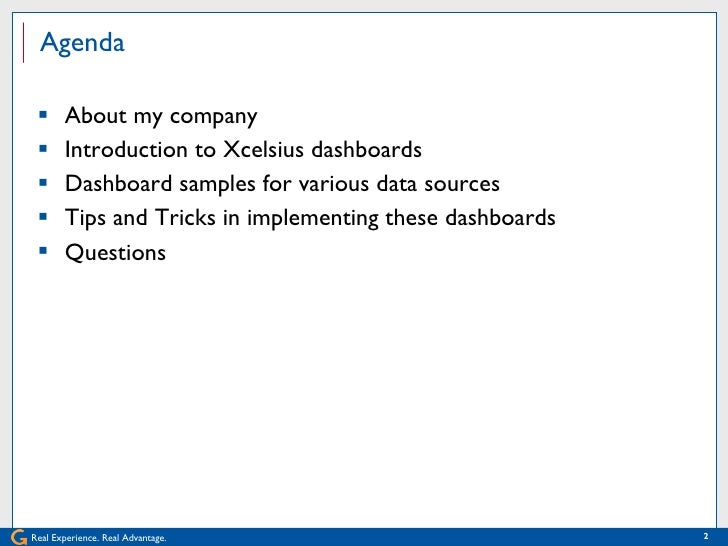 Xcelsius tips and tricks for your enterprise xcelsius tips and tricks aparna srinivasan 2 gumiabroncs Image collections
