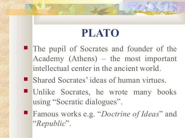 an analysis of the idea of philosopher rulers in the republic by plato I believe plato's socrates provides one such criterion in the republic: that one   in a literal sense, the ruler must be a lover of wisdom, which is the meaning of.
