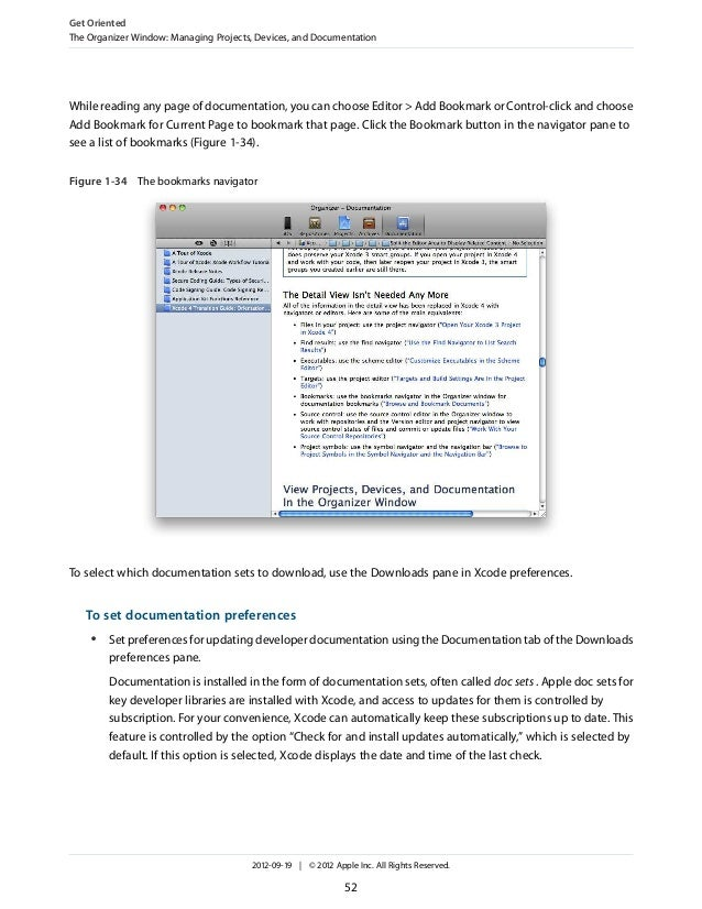 xcode 4 user guide pdf