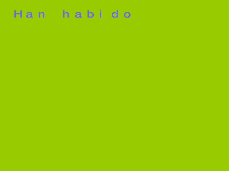 <ul><li>Han habido </li></ul>