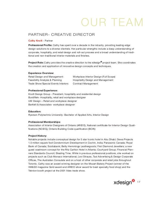 Xdesign Profile Corporate