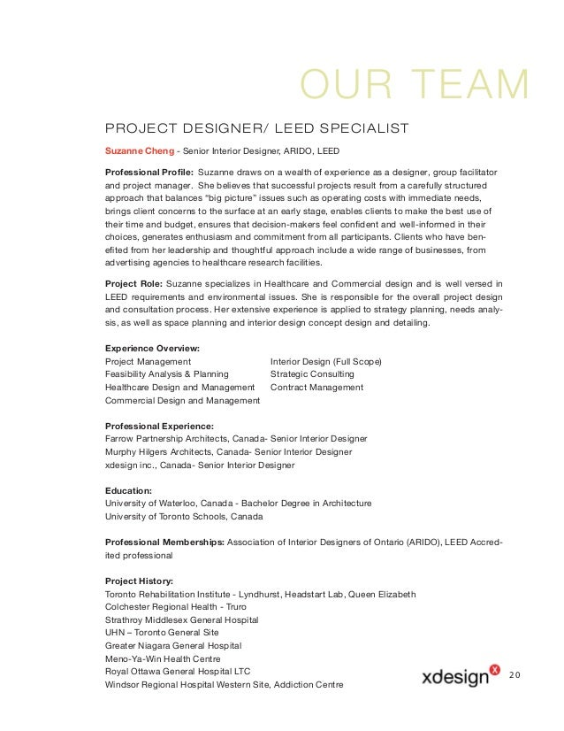 Xdesign Profile Corporate