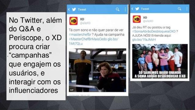 a Como os vídeos nativos costumam impactar os usuários do Facebook em maior quantidade, o XD também investe nisto.
