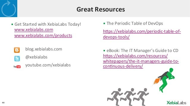 Xebialabs top enterprise devops lessons for 2016 resources 44 urtaz Image collections