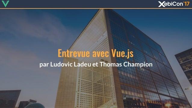 par Ludovic Ladeu et Thomas Champion 1