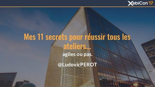 agiles ou pas. @LudovicPEROT