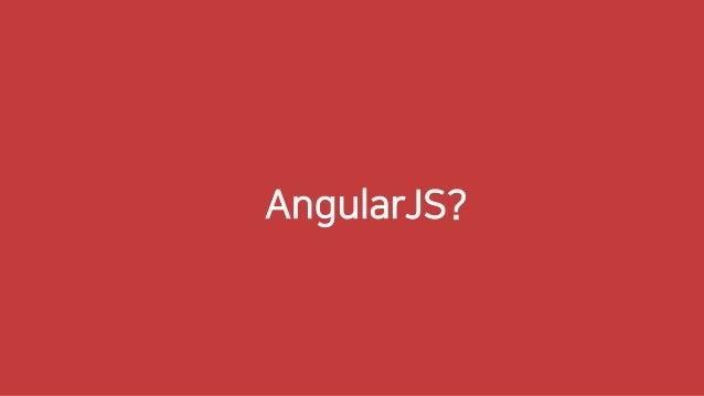 AngularJS 2, version 1 and ReactJS Slide 3