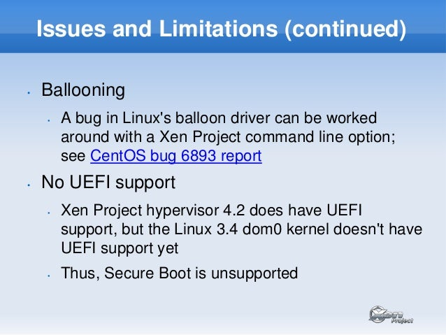Ballooning rebooting and the feature you ve never heard of