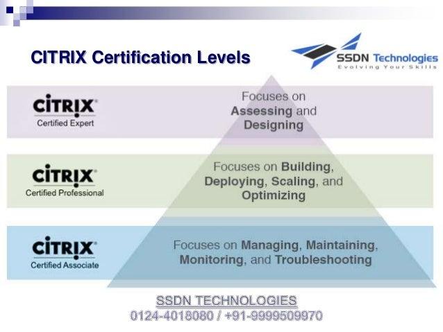 Learn Citrix Certification Programs – Pannature