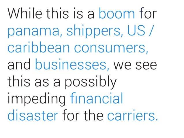Panama Canal Finally Opens & Ocean Freight Rates May Plummet?