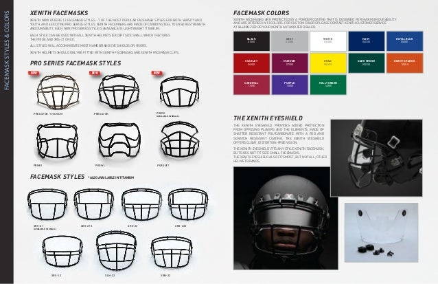 Xenith Epic Helmet Size Chart Tripodmarket Com