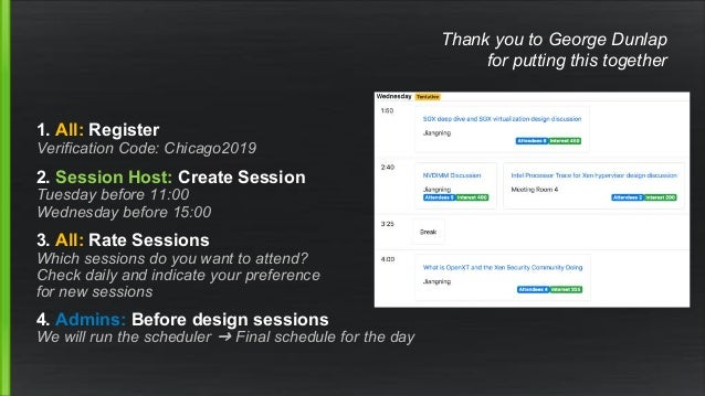 Design Sessions are hands-on sessions to solve design, technical, process and other community problems. They are not prese...