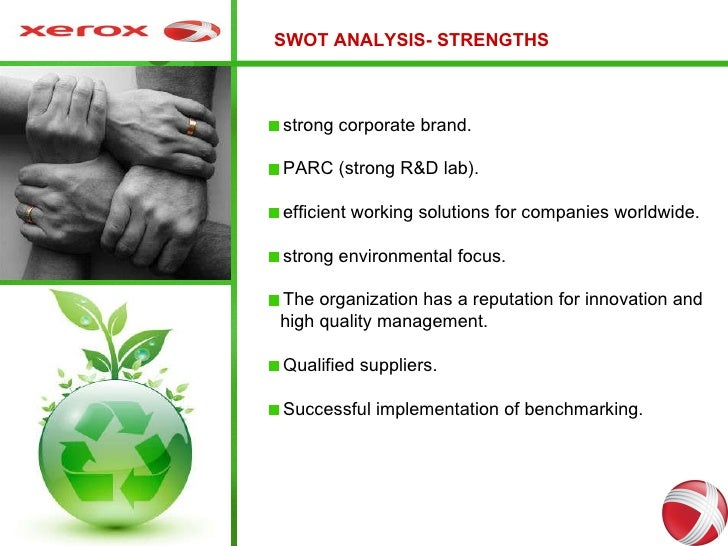 fuji xerox swot analysis Xerox had successful partnerships one of which was the fuji-xerox joint venture  established in 1962, brought the best of both companies together initially.