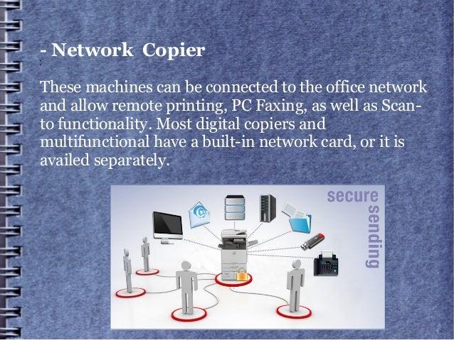 Benefits Of Xerox Machine