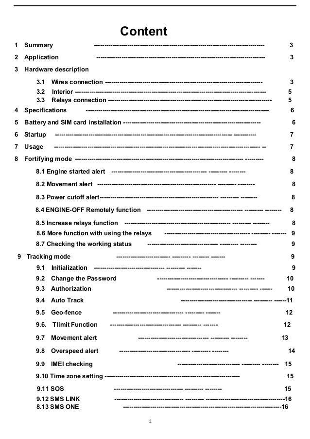 xexun gps vehicle tracker xt008 user manual rh slideshare net Auto Repair Manual Diagrams Factory Auto Manuals