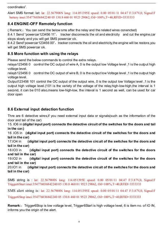 Xexun gps vehicle tracker xt008 user manual – User Manual Format