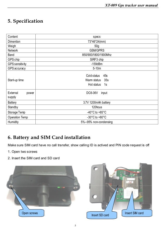 xexun gps vehicle tracker xt009 user manual 5 638?cb=1375759564 xexun gps vehicle tracker xt009 user manual tk103 wiring diagram at honlapkeszites.co