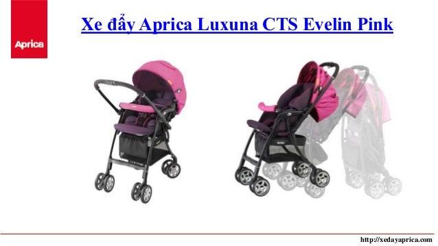 Xe đẩy trẻ em Aprica tốt nhất