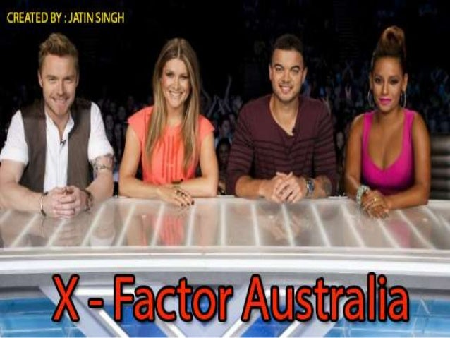 X factor Australia's History,Format,Stages,Series,Judges and