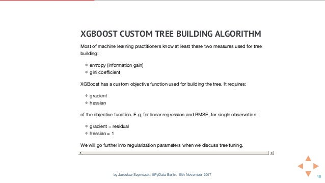 Gradient boosting in practice: a deep dive into xgboost
