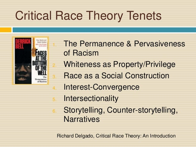 an analysis of critical race theory Apparently, critical race theory is a tough nut to crack what does it mean exactly, and how has it affected obama's policies.
