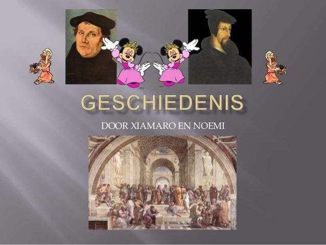DOOR XIAMARO EN NOEMI
