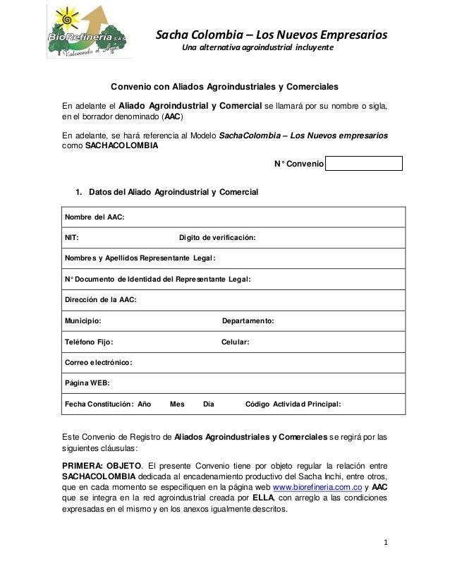 convenio modelo sachacolombia aac