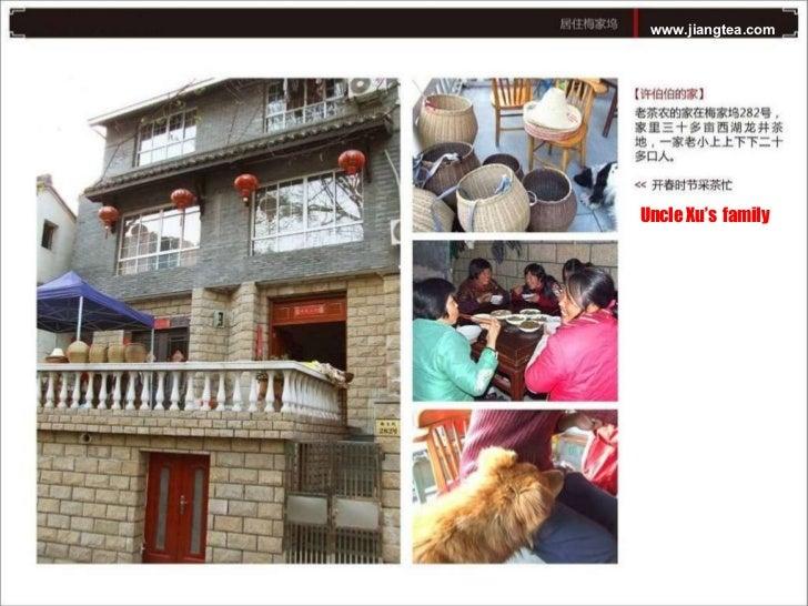 www.jiangtea.com Uncle Xu's  family