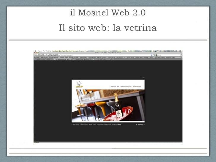 il Mosnel 2.0 Slide 3