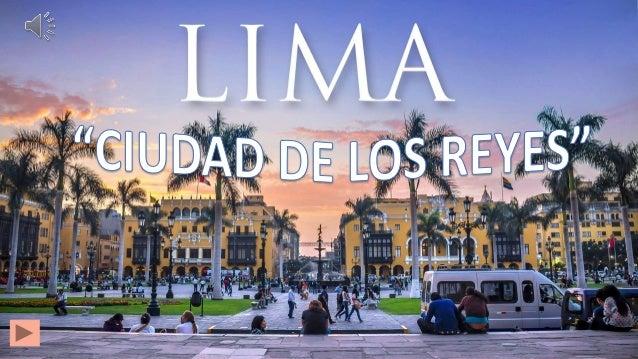 • Lima Metropolitana • Ubicación • Distritos • Lugares Turísticos de Lima • Video de la Ciudad de Lima • San Juan de Lurig...