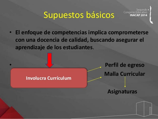 Congreso Educativo INACAP 2014 - Ximena Risco Slide 3