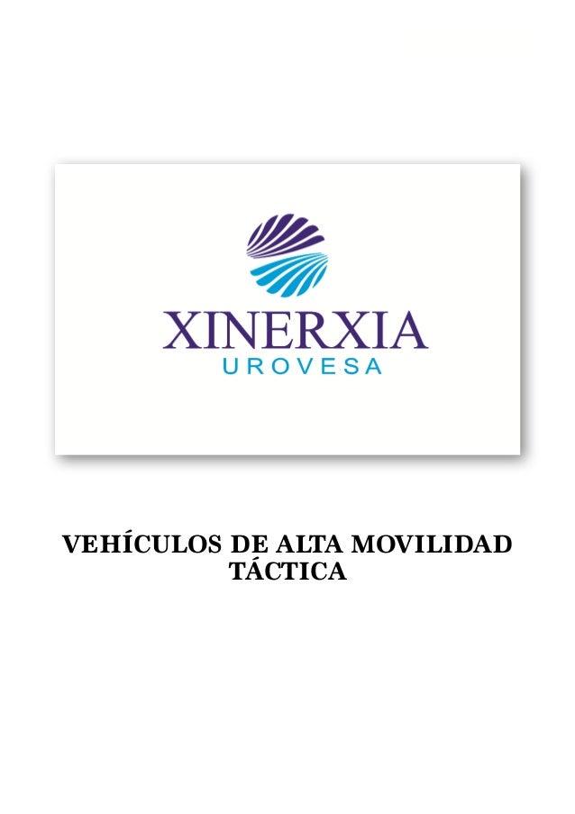 VEHÍCULOS DE ALTA MOVILIDAD              TÁCTICA                                                                          ...