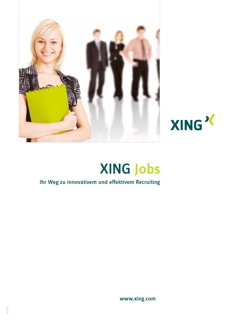 XING Jobs              Ihr Weg zu innovativem und effektivem Recruiting                                                 ww...