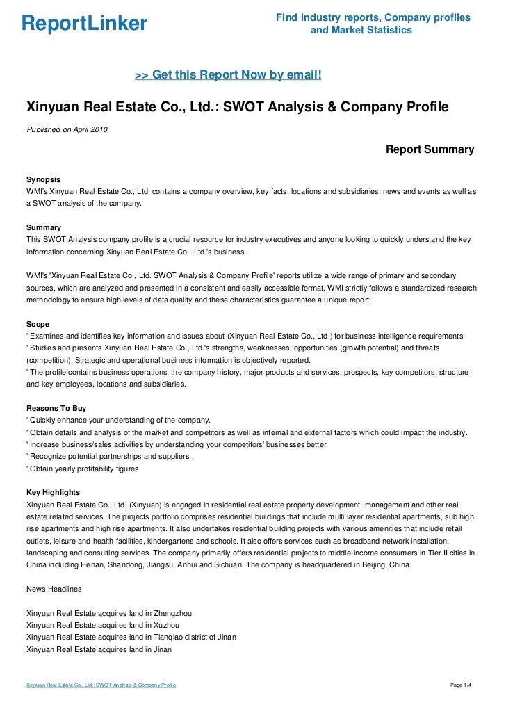 find industry reports company profilesreportlinker