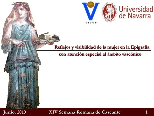 Junio, 2019Junio, 2019 XIV Semana Romana de CascanteXIV Semana Romana de Cascante 11 con atención especial alcon atención ...