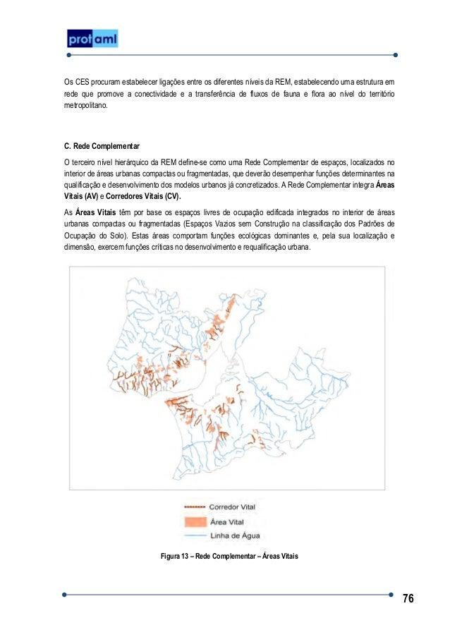 76 Os CES procuram estabelecer ligações entre os diferentes níveis da REM, estabelecendo uma estrutura em rede que promove...