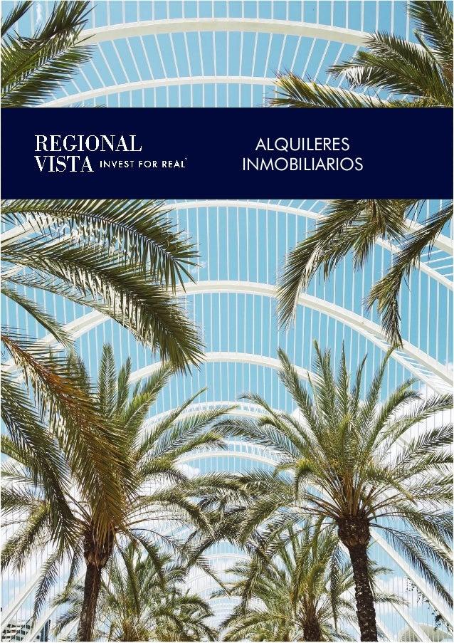 ALQUILERES INMOBILIARIOS