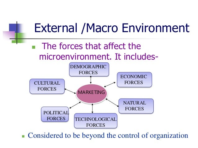 A discussion on the impact of macro environmental variables on higher education