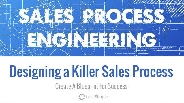 HOW TO DESIGN A KILLER SALES PROCESS Thanks for joining us! We'll be starting in a few minutes Jordan Muela CEO, LeadSimple